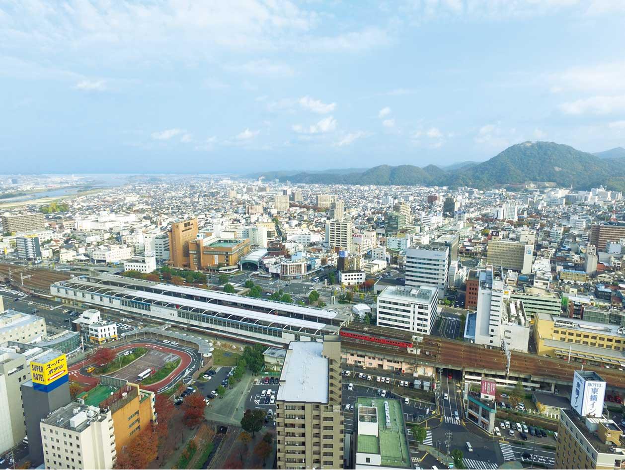 とっとり市報 平成30年4月号(HTML版)-特集 中核市「鳥取市 ...